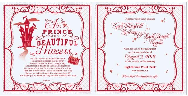 Disney Themed Wedding Invitations Ideas For Wording On Wedding Invitations Walt Disney World For
