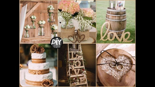 Diy Rustic Wedding Decorations Decorations Beautiful Rustic Wedding Decor Diy Decorations Ideas