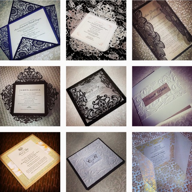 Do It Yourself Wedding Invitations Idesign Print