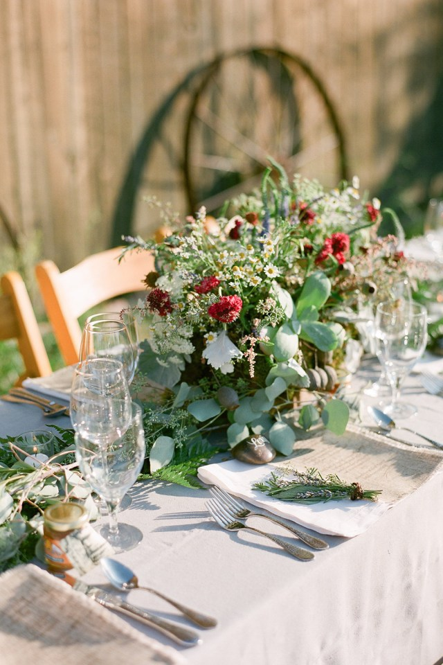 Elegant Wedding Decor Fall Wedding Centerpieces Without Flowers Candle For Tables Rustic