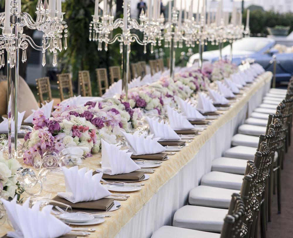 Elegant Wedding Decor Inexpensive Wedding Table Decorations Glass Tables For Weddings