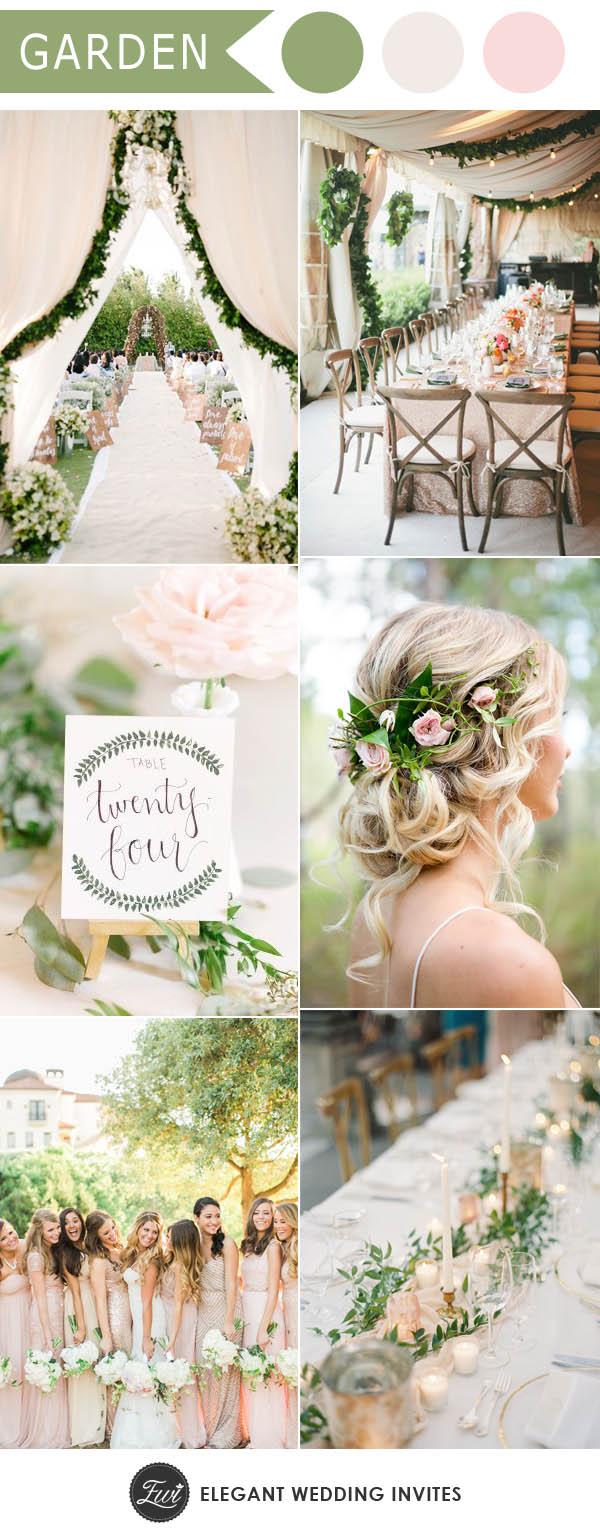 Elegant Wedding Decor Ten Trending Wedding Theme Ideas Elegantweddinginvites Blog