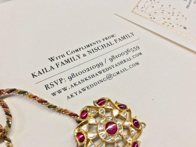 Example Of Wedding Invitation Indian Wedding Card Wording Guide Rsvp No Gifts With Compliments