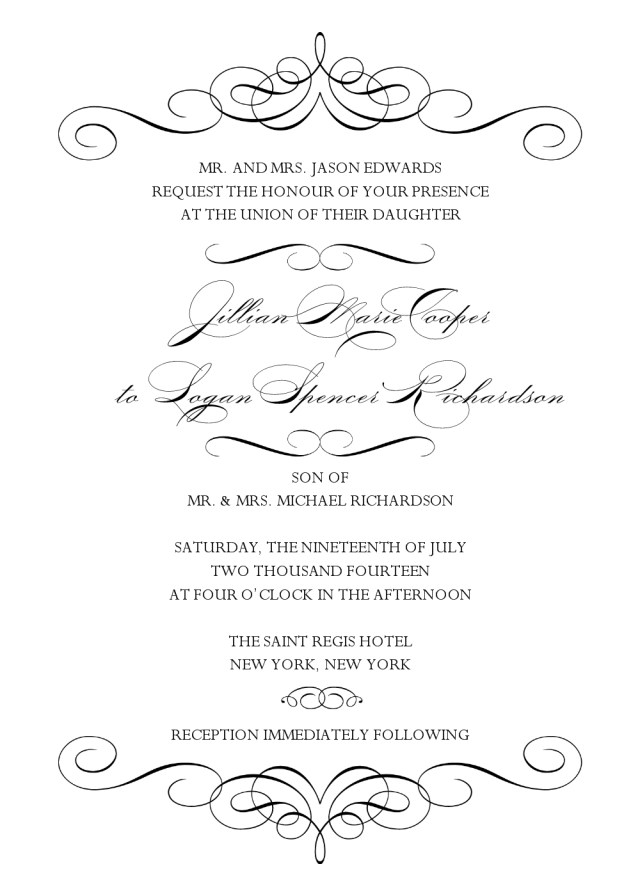 Free Printable Wedding Invitation Templates Download Creative Of Wedding Invitations Printable Free Printable Wedding