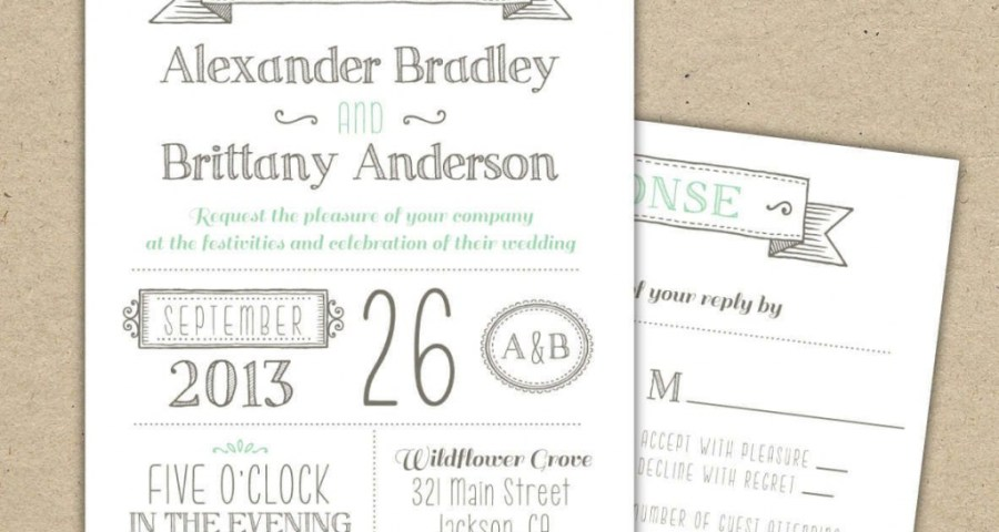 Free Wedding Invitation Samples 30 Free Wedding Invitations Templates 21st Bridal Worldwedding