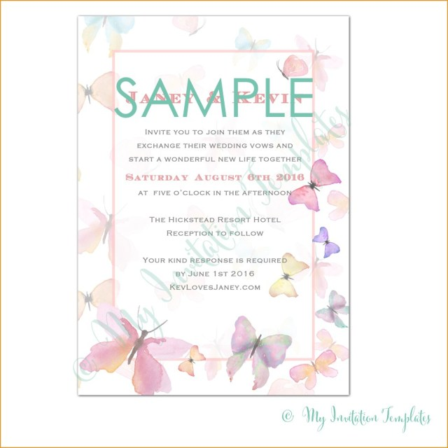 Free Wedding Invite Templates Luxury Online Wedding Invitation Templates Free Download Top