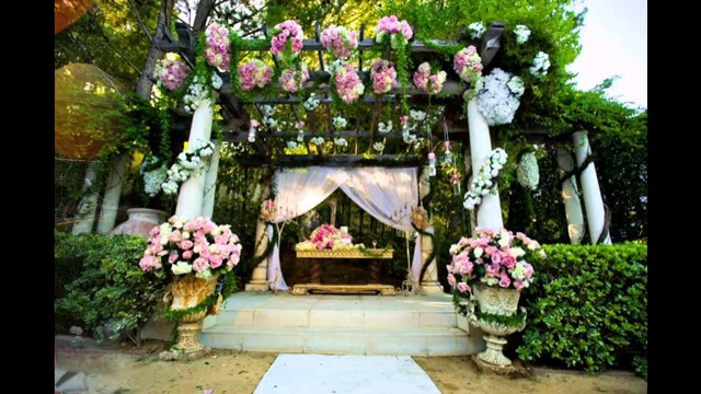 Garden Wedding Decorations Best Garden Wedding Decoration Ideas Youtube