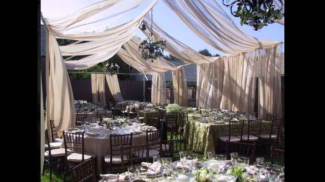 Garden Wedding Decorations Best Small Garden Wedding Decorations Youtube