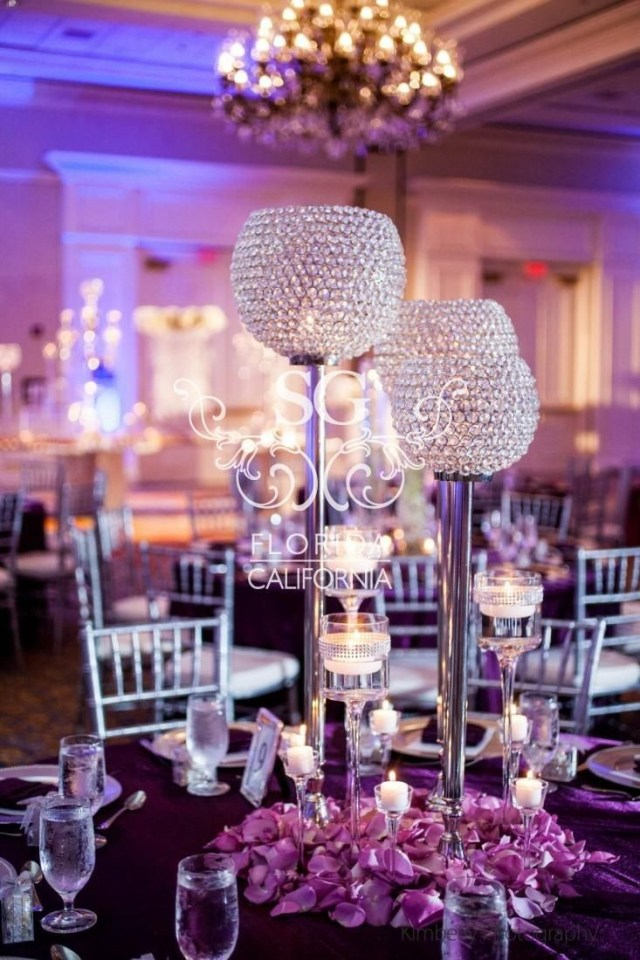 Hot Pink And Silver Wedding Decorations Hot Pink And Purple Wedding Decorations Silver And Purple Wedding