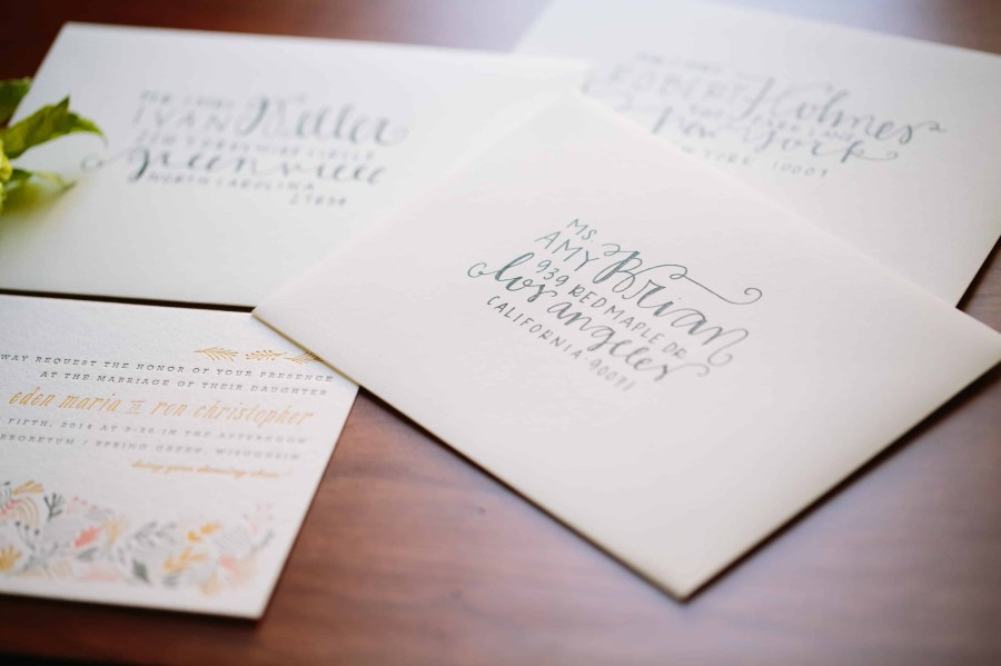 How To Address A Wedding Invitation How To Address Wedding Invitations A Perfect Blend Entertainment