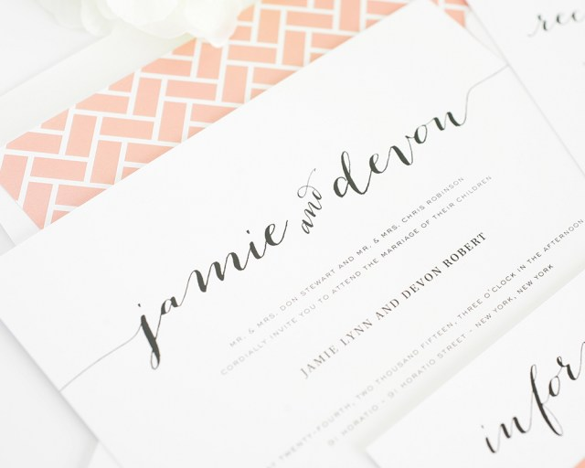 How To Address A Wedding Invitation How To Write Wedding Invitations It Girl Weddings