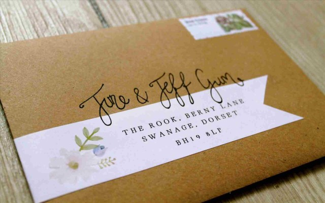 Wedding Invitations Labels Etiquette: 30+ Great Picture Of How To Address Wedding Invitations