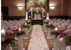 How To Decorate A Church For A Wedding Wedding Decorations For Church Youtube