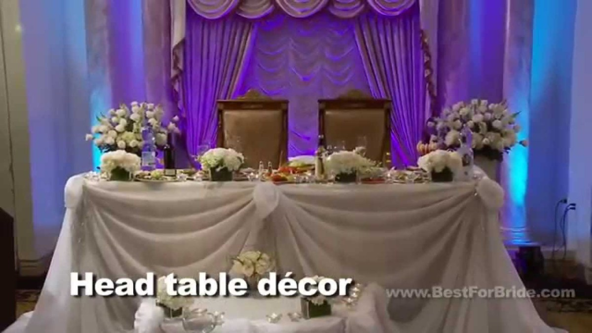 Ideas For Wedding Decorations Wedding Decor Ideas Youtube