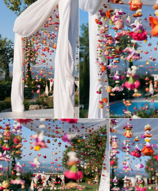 Indian Wedding Flower Decoration Pictures Indian Wedding In Tuscany Puja And Viral Florist In Florence
