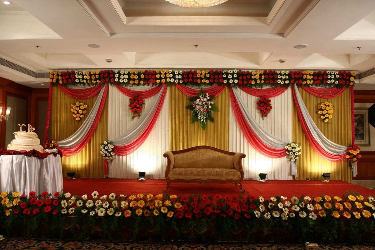 Indian Wedding Flower Decoration Pictures Indian Wedding Stage Flower Decoration Unique Indian Wedding Stage
