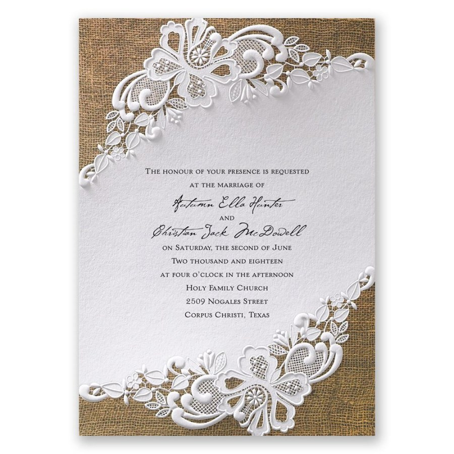 Invitations For Weddings Amazing Wedding In Invitations Wedding Invitations Match Your Color