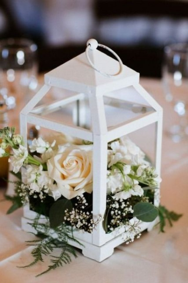 Lantern Decorations For Weddings Lantern Centerpieces Wedding Rushtowar Lighting To Make A