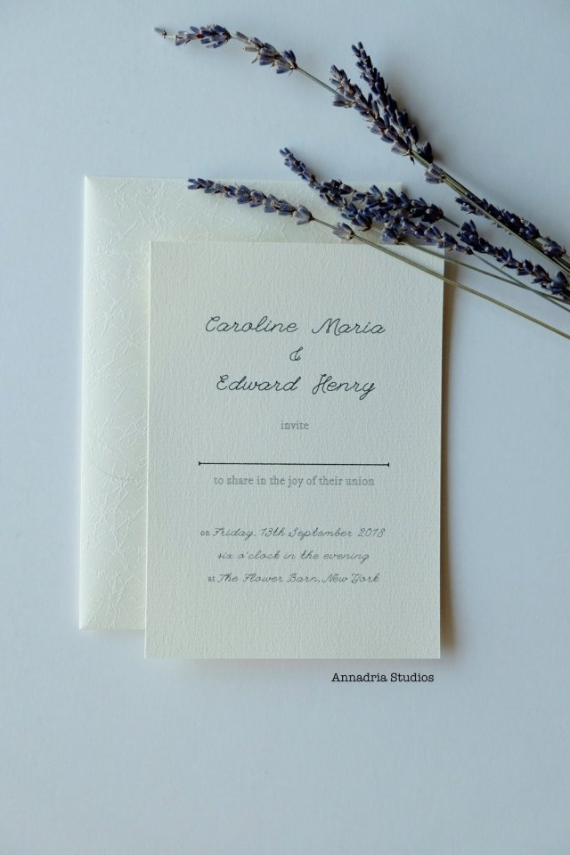 Making Your Own Wedding Invitations I Diy Ed My Own Wedding Invitations And You Probably Wouldnt Be