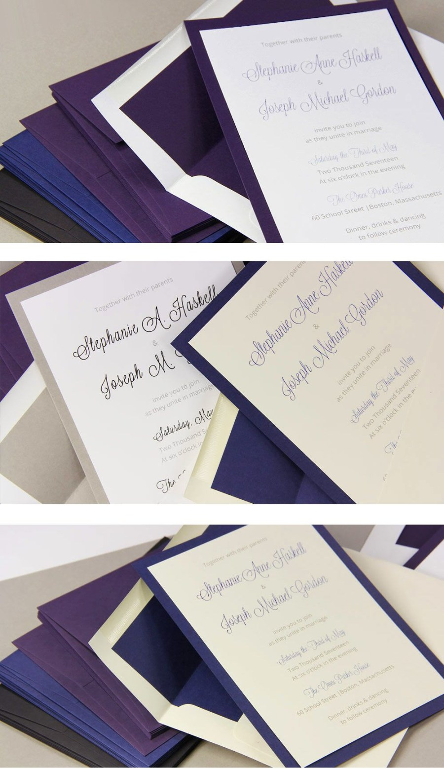 Making Your Own Wedding Invitations Microsoft Word Template And Step Step Instructions To Make Your
