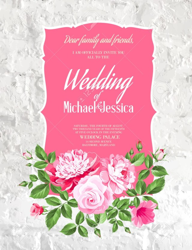 Michaels Wedding Invites Wedding Card And Engagement Announcement Wedding Of Michael