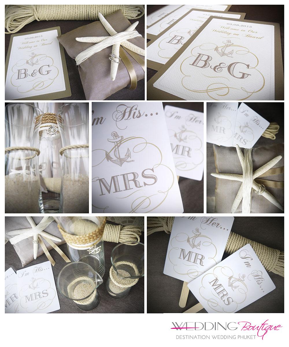 Nautical Wedding Decor Blog Nautical Wedding Wedding Decorations Phuket Wedding Planner