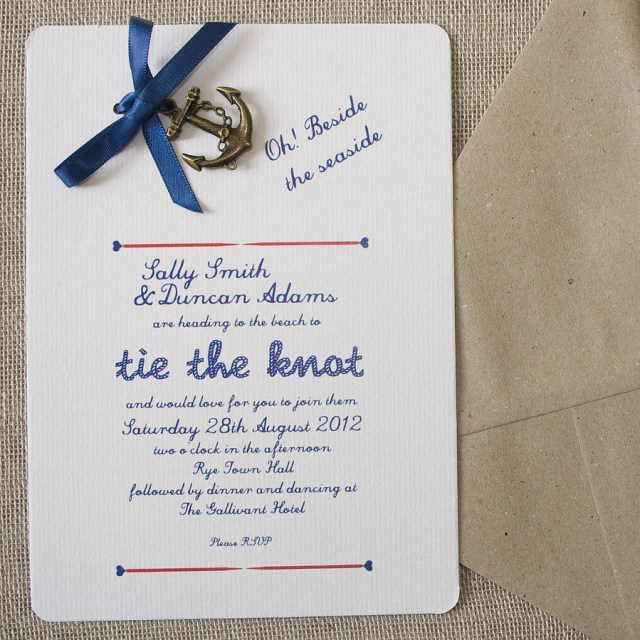Nautical Wedding Invitation Template Nautical Wedding Invitations Way On Destination Wedding