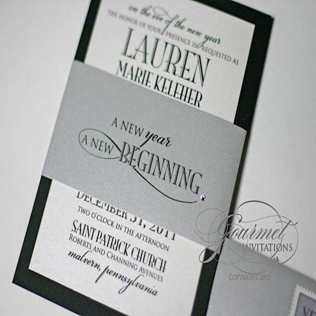 New Years Eve Wedding Invitations New Years Eve Wedding Invitation Wording Dreaded Best For Dress
