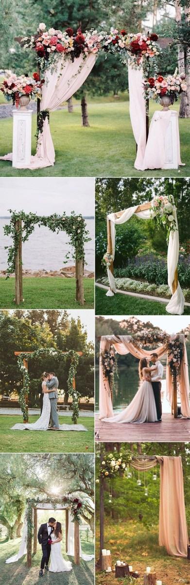 Outdoor Wedding Decorating Ideas 35 Brilliant Outdoor Wedding Decoration Ideas For 2018 Trends