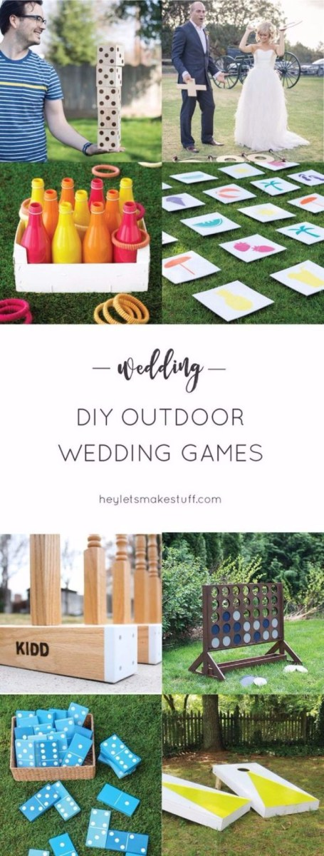 Outdoor Wedding Decorating Ideas 41 Best Diy Ideas For Your Outdoor Wedding