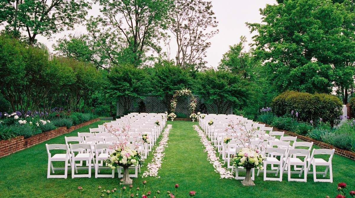 Outdoor Wedding Decorating Ideas Natural Outdoor Wedding Decoration Ideas For Your Memorable Moments