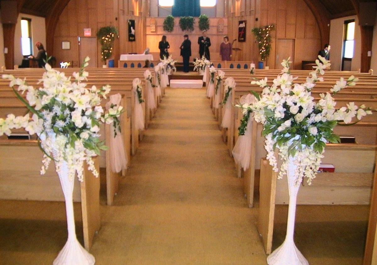Pew Decorations For Weddings Sensational Pewers For Wedding Fall Decorations Weddings Decor