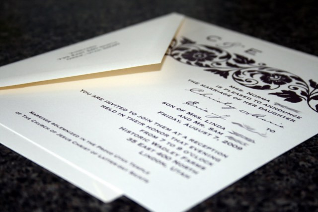 Postage For Wedding Invitations Wedding Invitation Blog Save Money On The Postage Of Wedding