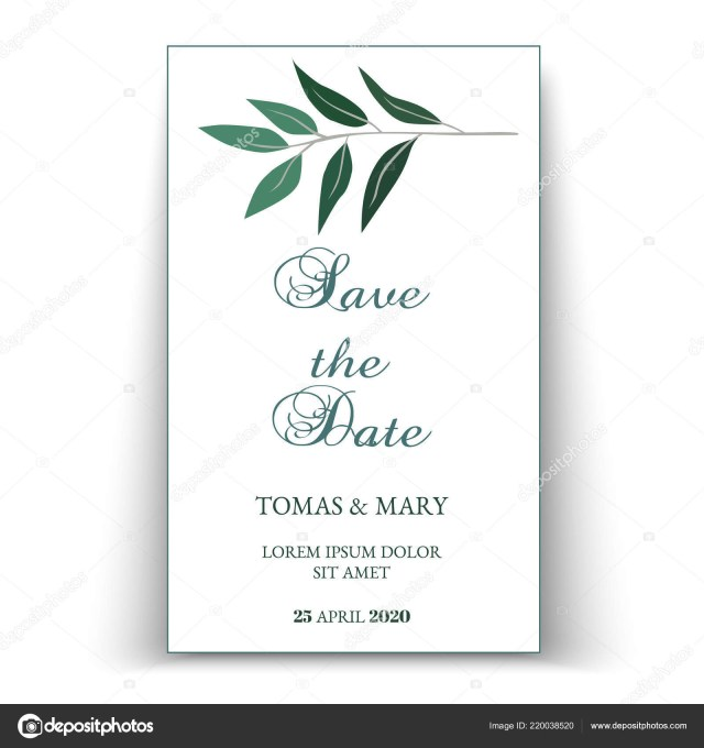 Printable Wedding Invitation Greenery Wedding Invitation Template Printable Wedding Invites
