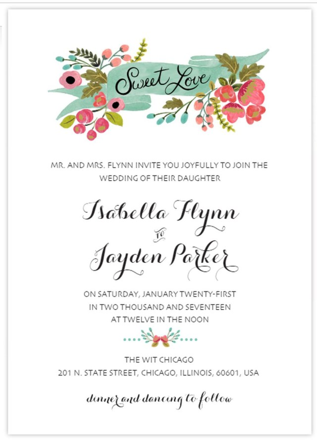 Printable Wedding Invitations Templates Wedding Ideas Free Printable Wedding Invitation Templates