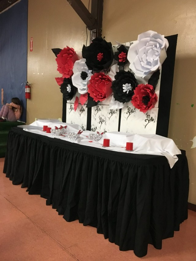 Red And Black Wedding Decorations Wedding Decoration Red White Black Wedding Table Decorations