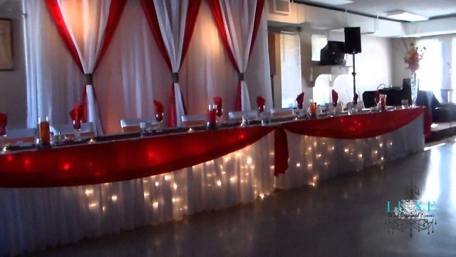 Red And Brown Wedding Decorations Beautiful Orange White Brown And Red Wedding Decor Luxe