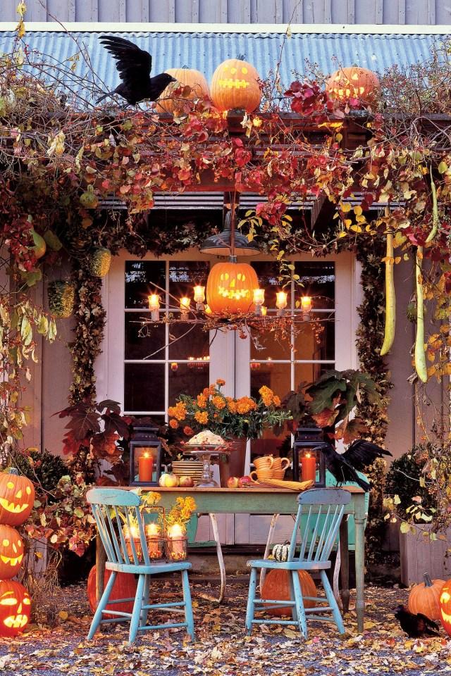 Redneck Wedding Decoration Ideas 43 Best Outdoor Halloween Decoration Ideas Easy Halloween Yard And