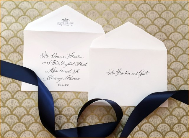 Return Address For Wedding Invitations New Wedding Invitation Return Address Etiquette Top Wedding Ideas