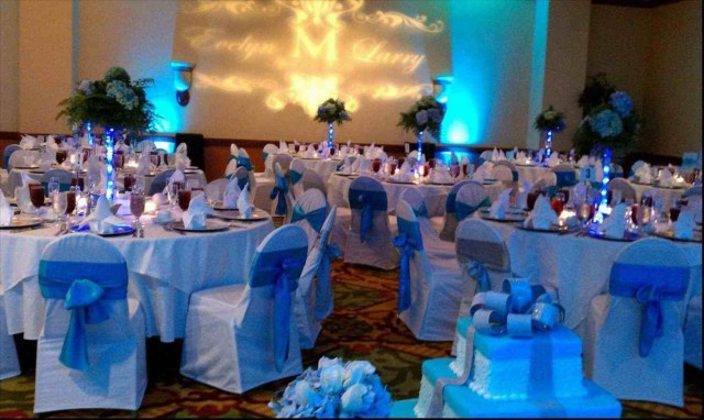 Royal Blue And Silver Wedding Decorations Blue And Silver Wedding Decorations Exinprojects