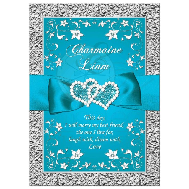 Royal Blue And Silver Wedding Invitations Blue And Silver Wedding Invitations Gallery Royal Blue And Silver