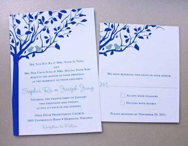 Royal Blue And Silver Wedding Invitations Pin Katie Fritz On Wedding Invite Ideas Pinterest Wedding