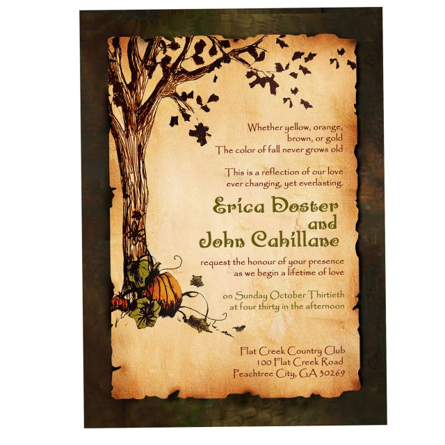 Rustic Fall Wedding Invitations Rustic Fall Wedding Invitations Rustic Fall Wedding Invitations