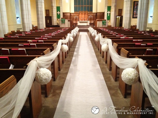 Simple Church Wedding Decorations Amazing Church Wedding Decorations Simple Altar Aisle Decoration