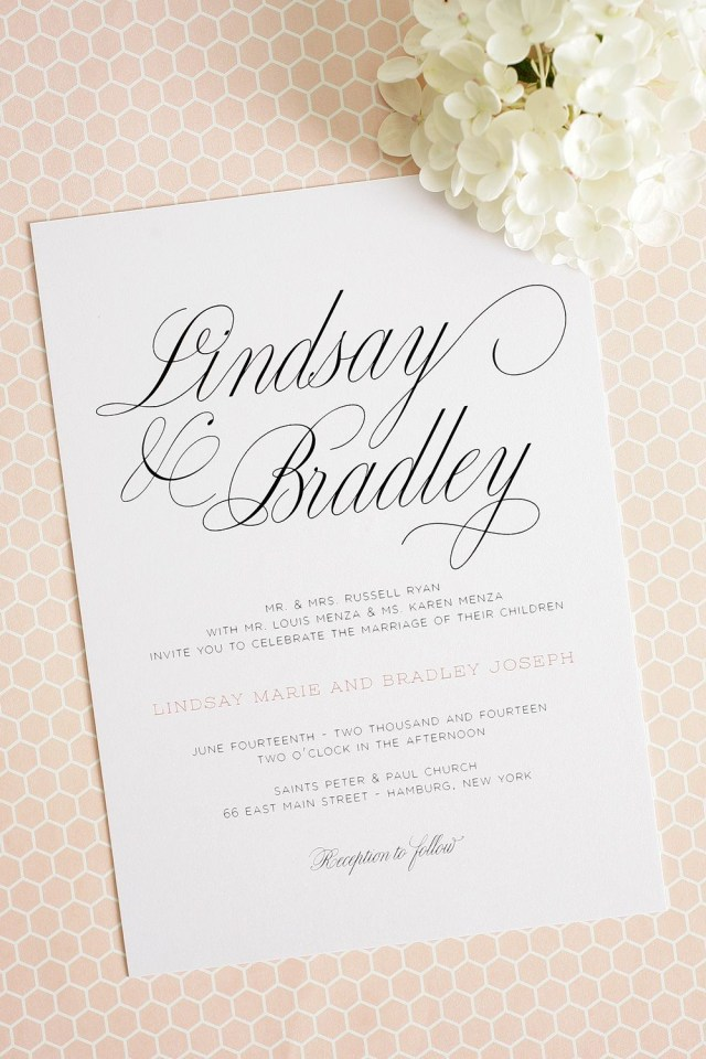 Simple Wedding Invitation Simple Wedding Invitations Best Photos Wedding Invitations