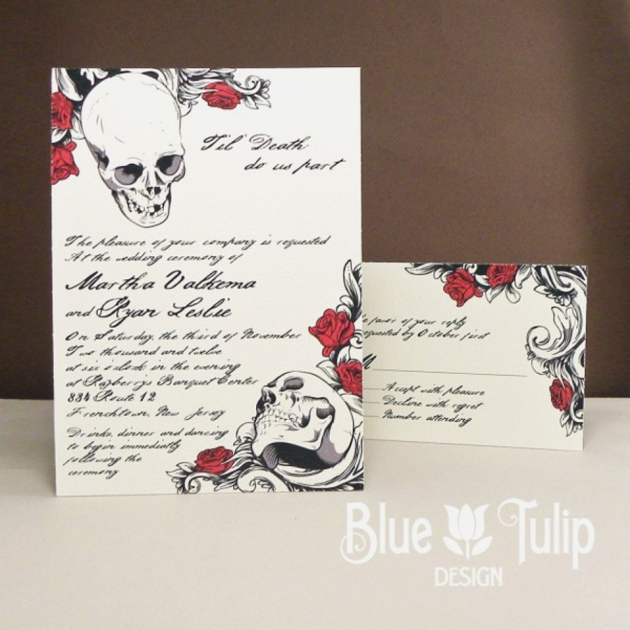 Skull Wedding Invitations Skull Wedding Invitations Luxury 28 Of Skull Wedding Invitation