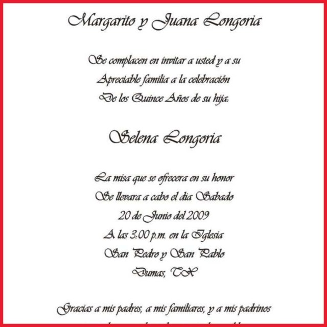 Spanish Wedding Invitations Inspiration Spanish Wedding Invitations Wording Wedding