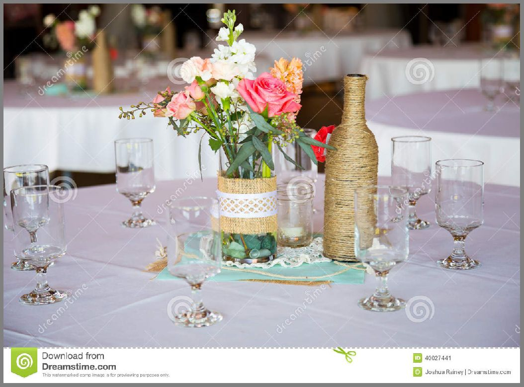 Table Decorations For Wedding Receptions Wedding Table Decorations With Round Table Be Equipped Glass And