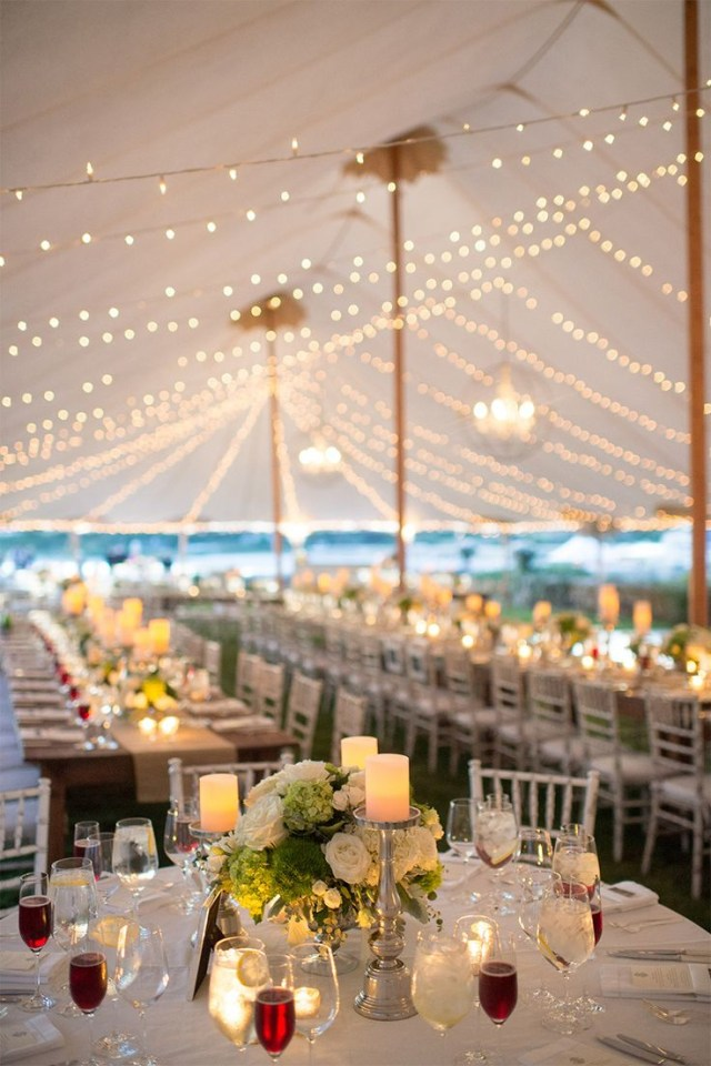Tent Decorations For Wedding 11 Fancy Tented Wedding Decoration Ideas To Stun Your Guests