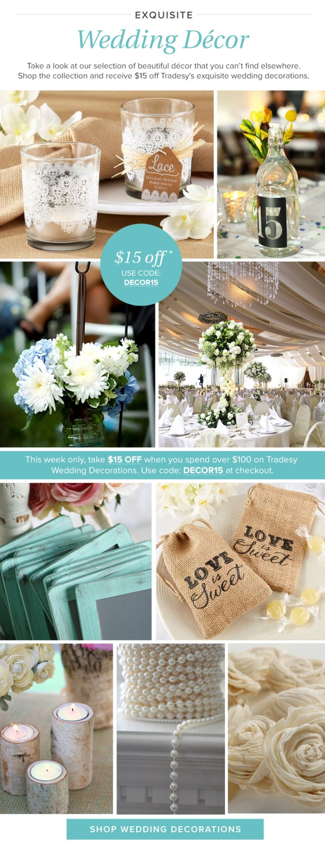 Tradesy Wedding Decor Wedding Wise Wednesday May 14 Los Angeles Wedding Planner